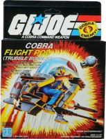 Flight Pod (Trubble Bubble)