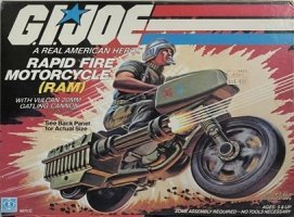 RAM (Rapid Fire Motorcycle)