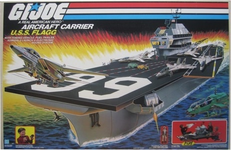 U.S.S. Flagg (Aircraft Carrier)