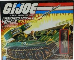 Wolverine (Armored Missile Vehicle)