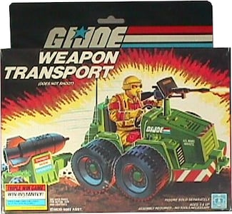 Weapon Transport