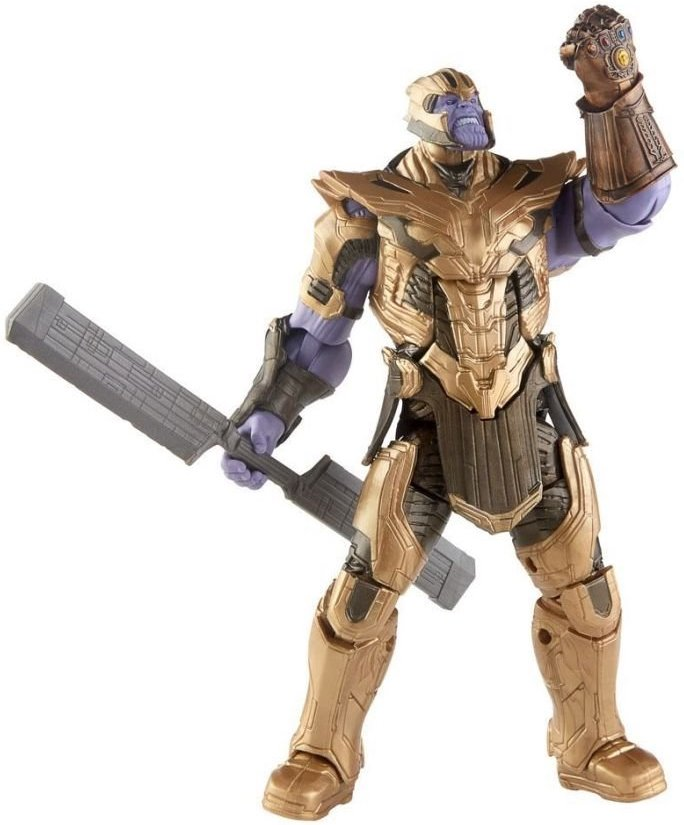 "Ronin Marvel Legends 6/"" Armored Thanos BAF Left Arm New Mint Avengers Endgame"