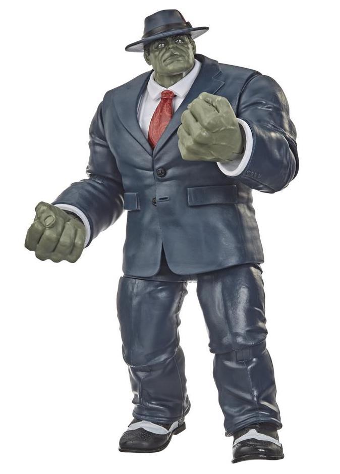Marvel Legends Right Arm action figure Joe Fixit BAF series part Hulk