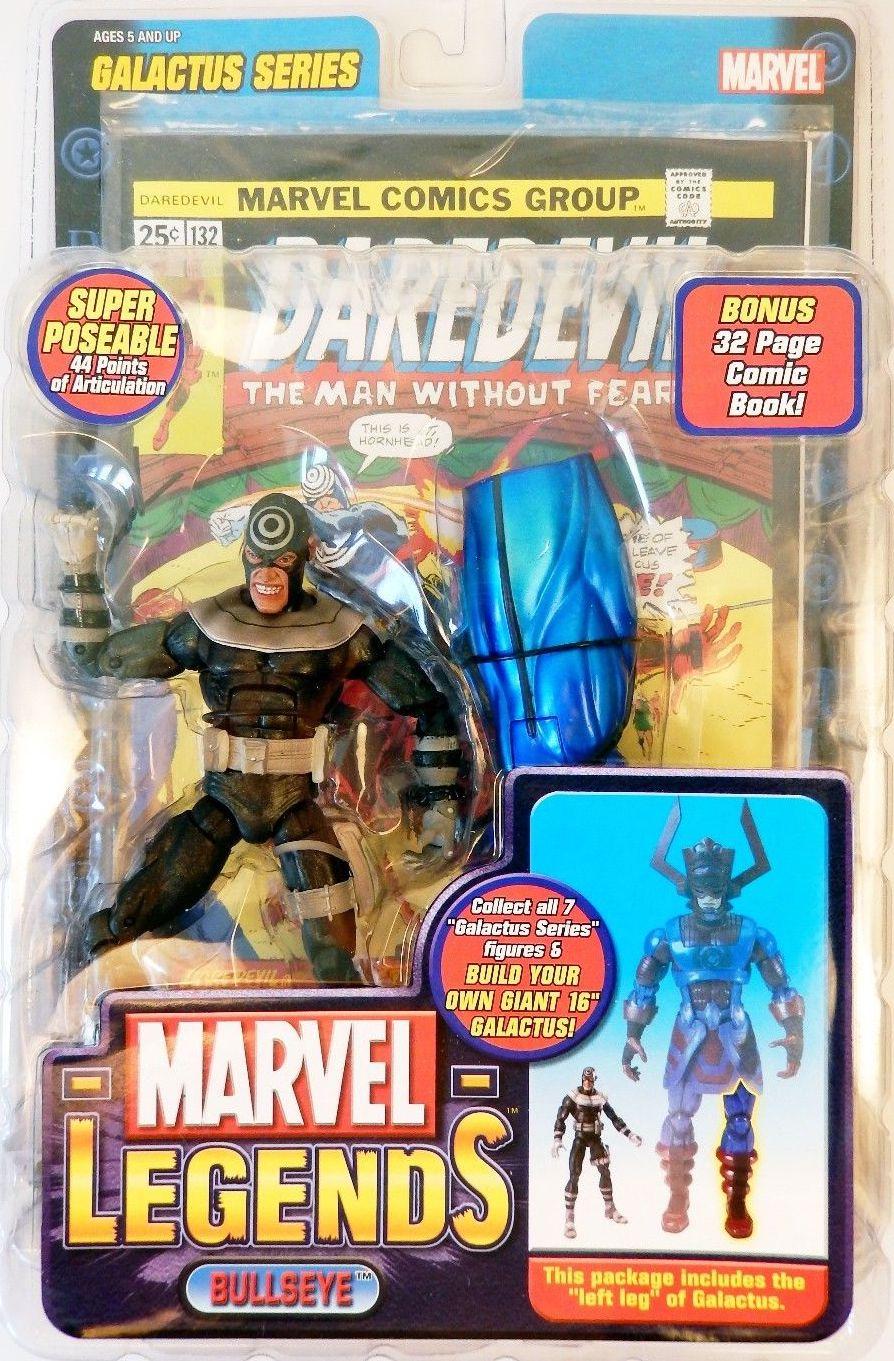 Galactus Left Leg BAF Bullseye
