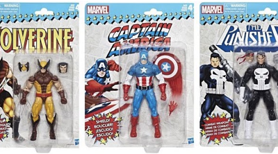 Marvel Legends Sets Hero