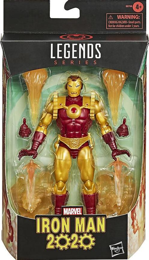 """MARVEL LEGENDS IRON MAN 2020 6/"""" ACTION FIGURE IN STOCK NOW"""
