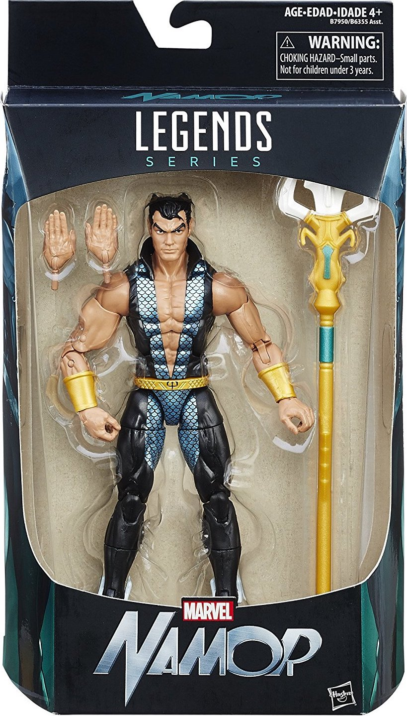 Marvel Legends Namor Walgreens Exclusive New