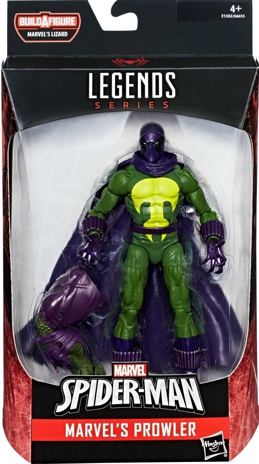 80cd7f0fe4d3f Prowler - Marvel Legends - $20.77