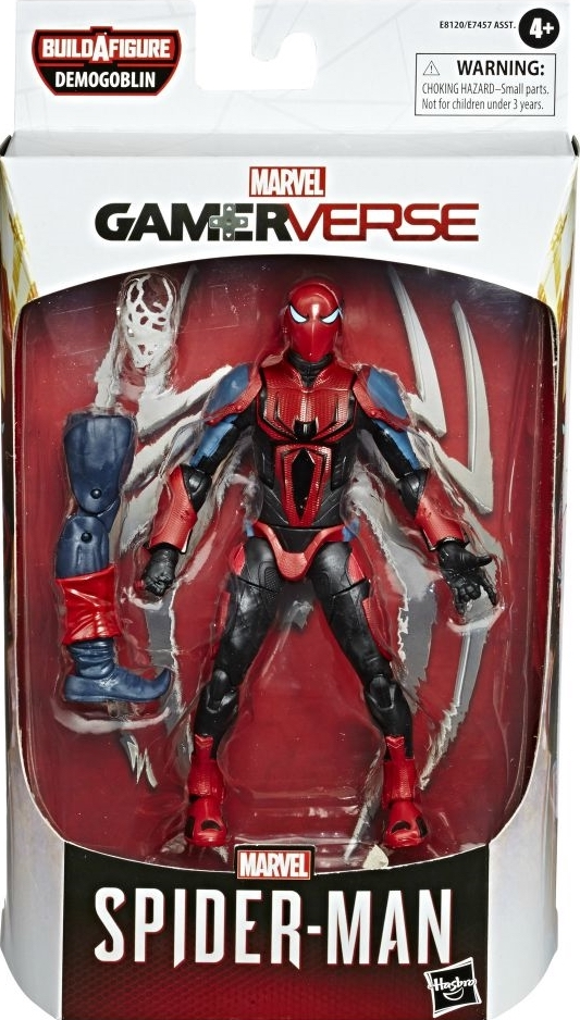 "Marvel Legends Spider-man MK III 6/"" Action Figure Demogoblin BAF Mark 3 IN STOCK"