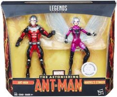 Ant-Man & Stinger