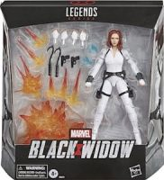 Black Widow (White Outfit)