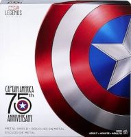 Captain America 75th Anniversary Metal Shield