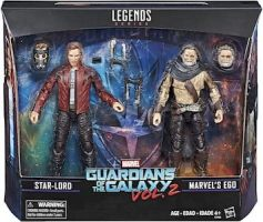 Ego & Star-Lord 2 Pack