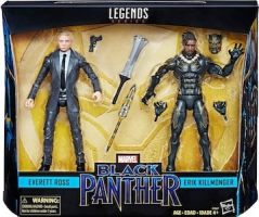 Everett Ross & Erik Killmonger 2 Pack