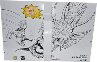 Fin Fang Foom Box Set