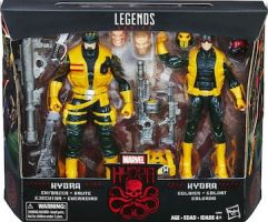 Hydra Soldiers Enforcer & Soldier 2 Pack