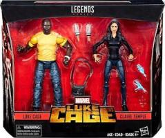 Luke Cage & Claire Temple 2 Pack