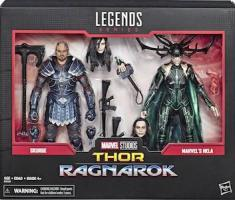 Skurge & Hela Two-Pack
