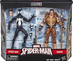 Spider-Man and Kraven 2 Pack