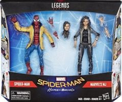 Spider-Man & MJ Homecoming 2 Pack