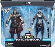 Thor and Valkyrie 2 Pack