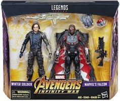 Winter Soldier & Falcon 2 Pack