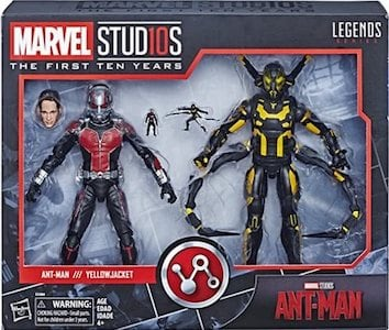 Ant-Man & Yellowjacket
