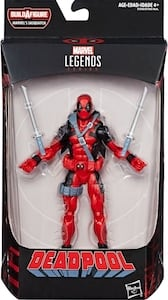 Deadpool (Red Costume)
