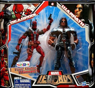 Deadpool & Warpath Fan Choice