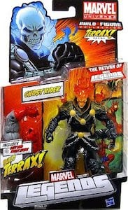 Ghost Rider (Yellow Flame)
