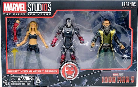 Hot Rod Iron Man, Pepper Potts & Trevor