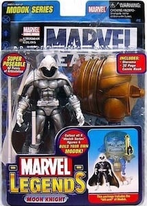 Moon Knight (Silver)