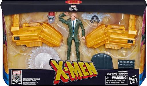 Professor X & Hover Chair