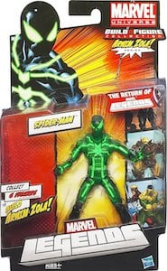 Spider Man (Green Suit)