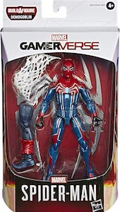 Velocity Suit Spider Man