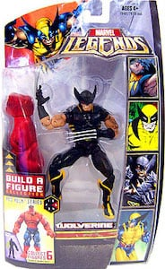 Wolverine (Black Costume)