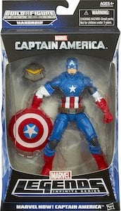 Captain America Now