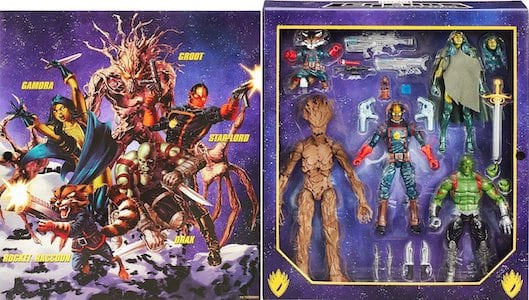 Guardians of Galaxy Box Set