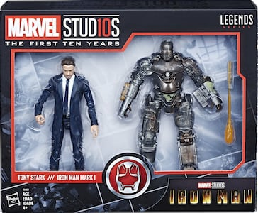 Marvel Legends Studios 1st 10 years 10th Ann Ultron figure in stock Avengers Aou
