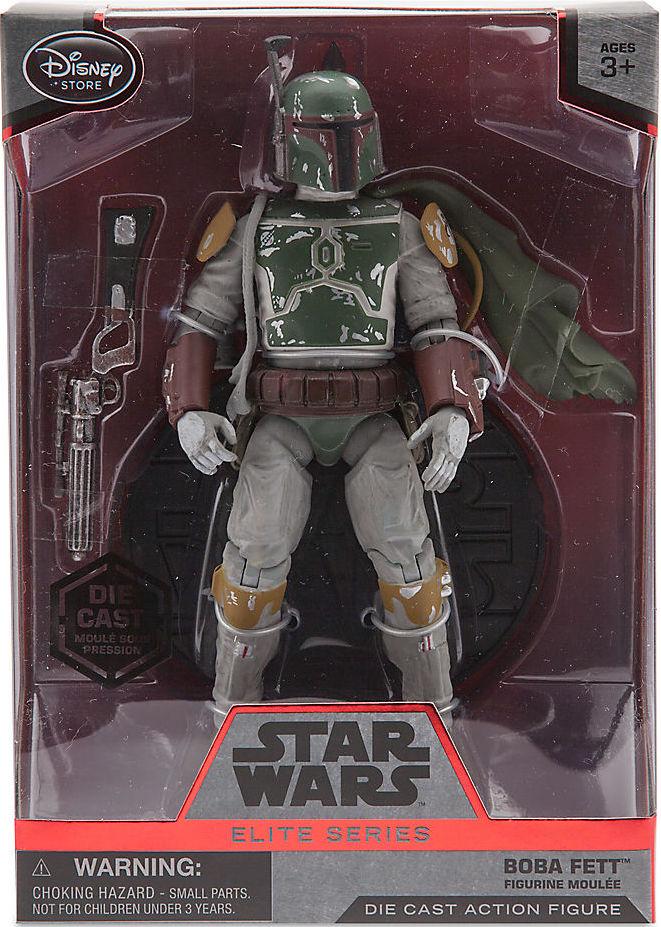 Boba Fett - Star Wars Elite - $31 17