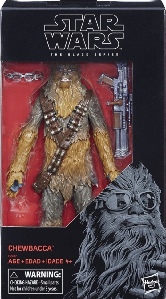 "Star Wars Black Series 6/"" Inch Chewbacca Target Exclusive Solo Sealed Vandor 1"