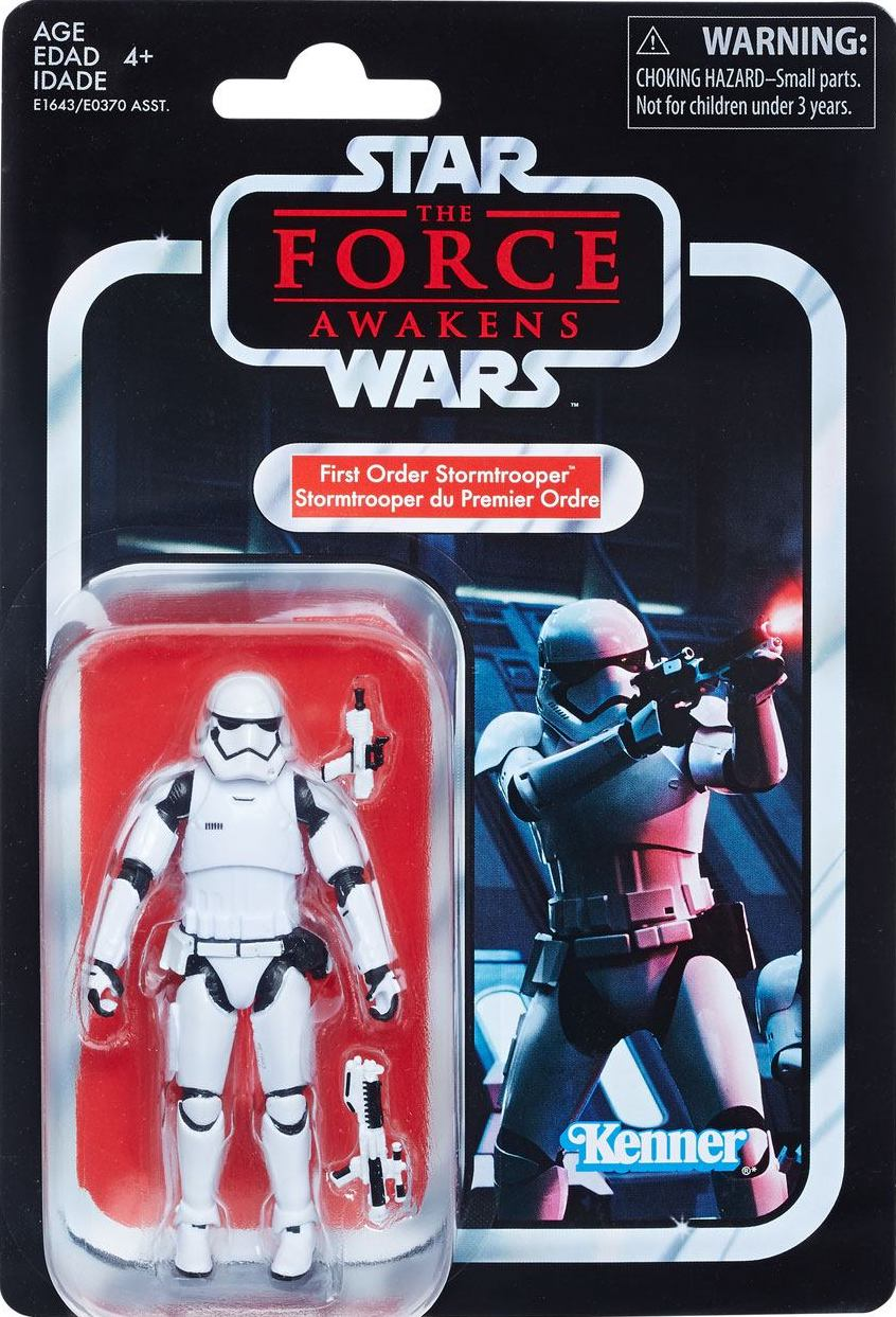 Star Wars Stormtrooper  The Vintage Collection VC118 FIRST ORDER Force Awakens