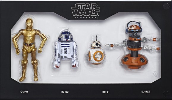 New in stock Star Wars The Black Series C-3PO 6-Inch Action Figure Exclusive