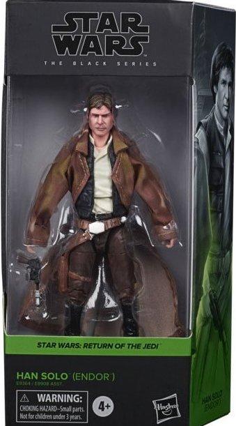 "Endor 6/"" figure Hasbro Star Wars The Black Series Han Solo 2020"