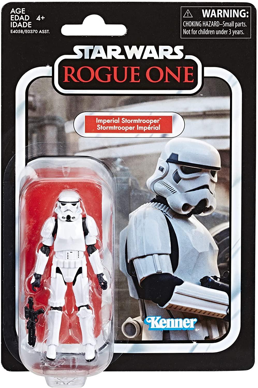 """Loose Star Wars Figure 3 3//4/"""" 2020 Vintage Series Imperial Stormtrooper VC140"""