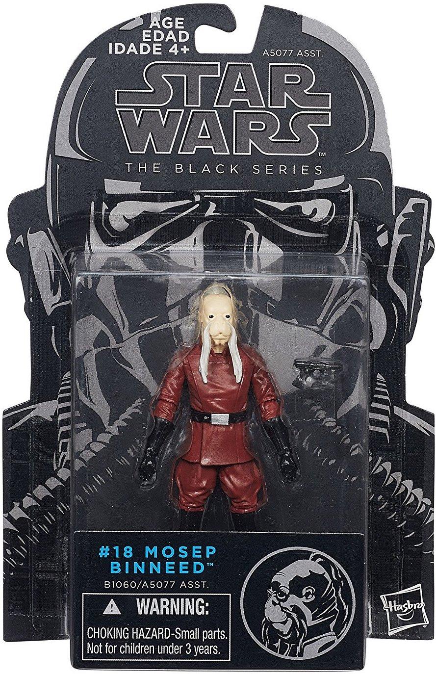 """Star Wars The Black Series Blue 3.75/"""" #18 Mosep Binneed"""