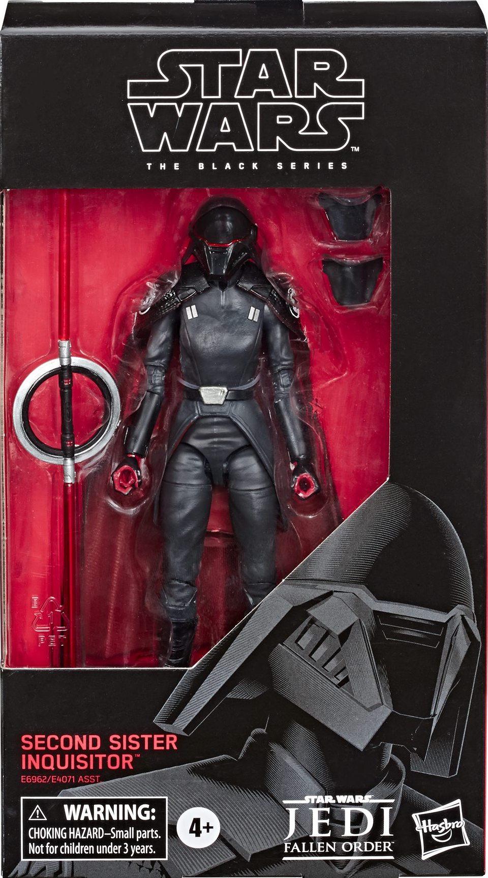 "Second Sister Inquisitor 6/"" The Black Series STAR WARS #95 Hasbro MIB"