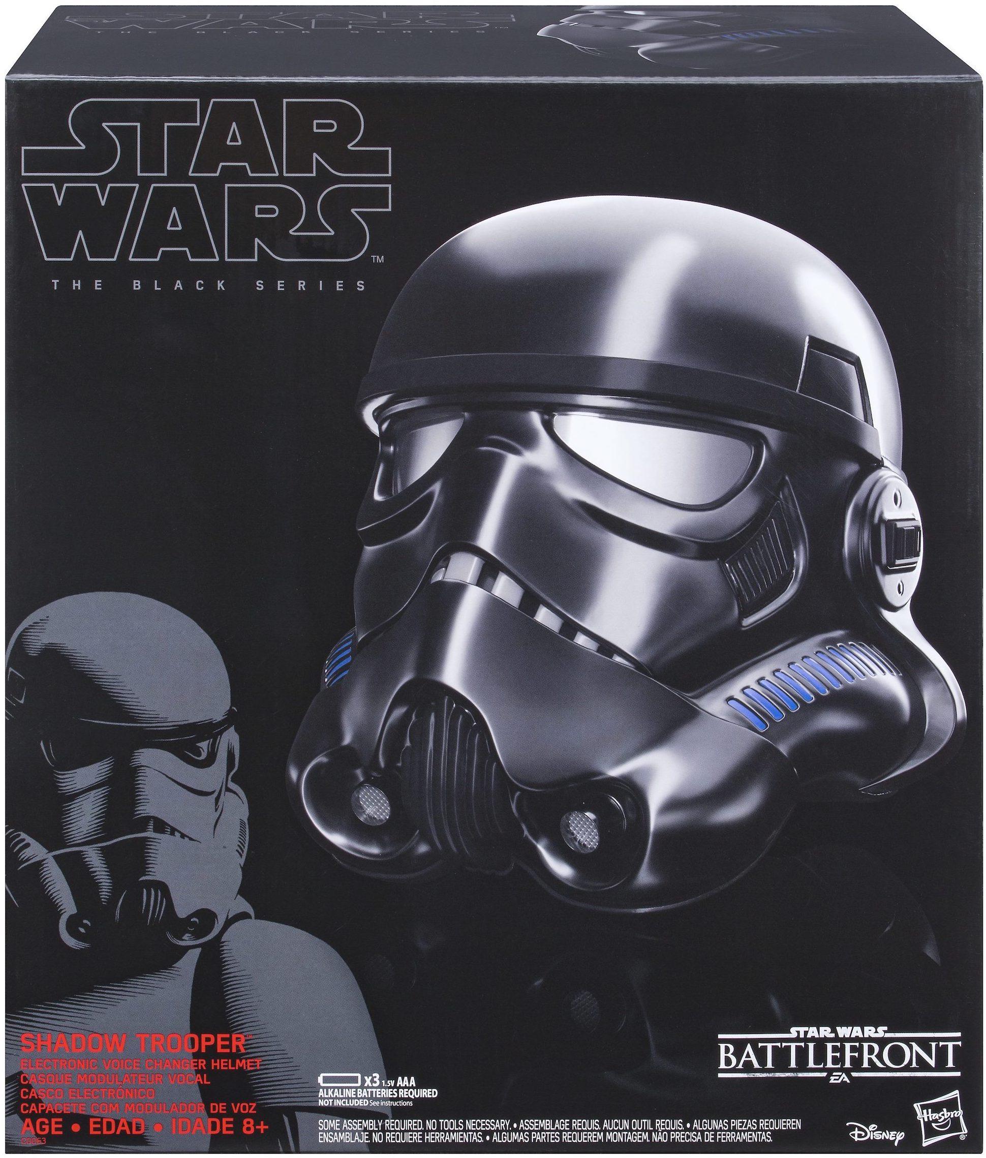 Star Wars Black Series Visual Guide