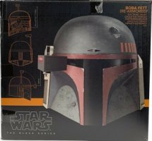 Boba Fett (Re-Armored) Helmet