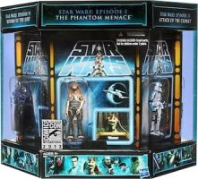 Carbonite Chamber Collector's Pack